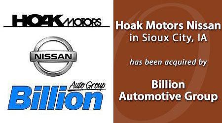 HOAK MOTORS NISSAN