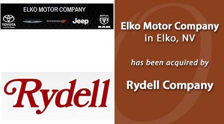 RYDELL COMPANY